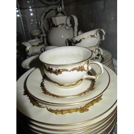 """Rosenthal Kaffee/Tee- Service """"Lu"""" um 1920"""